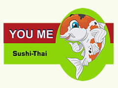 You Me Sushi & More Logo