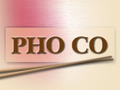 Pho Co Restaurant Logo